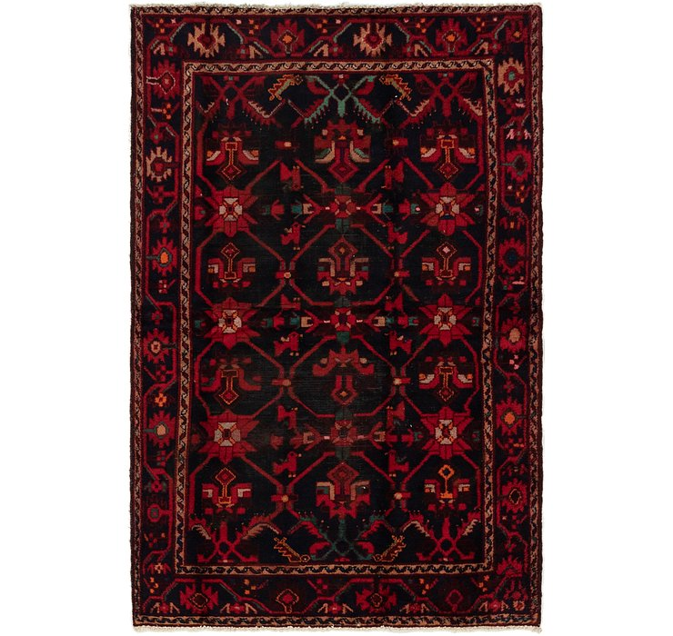 4' 3 x 6' 8 Malayer Persian Rug
