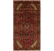 Link to 5' 2 x 9' 9 Hossainabad Persian Runner Rug