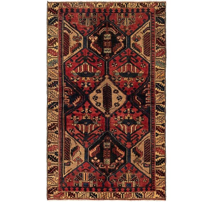 3' 9 x 6' 5 Bakhtiar Persian Rug