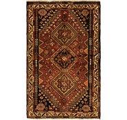 Link to 3' 4 x 5' 5 Ghashghaei Persian Rug