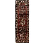 Link to 90cm x 280cm Hossainabad Persian Runner Rug