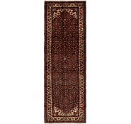 Link to 105cm x 320cm Hossainabad Persian Runner Rug