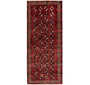Link to 4' 2 x 10' 2 Shiraz Persian Runner Rug