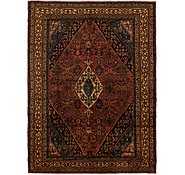 Link to 8' 7 x 11' 6 Hamedan Persian Rug