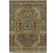 Link to 8' 3 x 11' 6 Tabriz Persian Rug