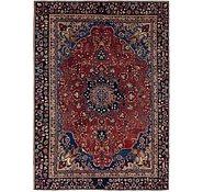 Link to 8' 8 x 12' Mashad Persian Rug