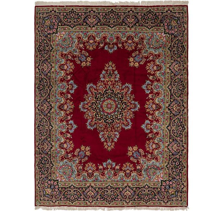 305cm x 395cm Kerman Persian Rug