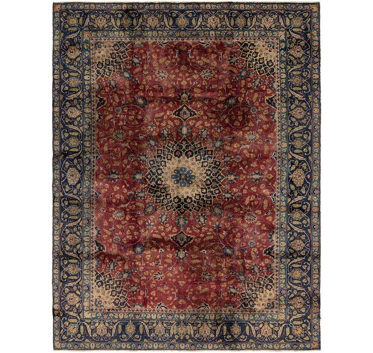 9' x 11' 8 Kashmar Persian Rug