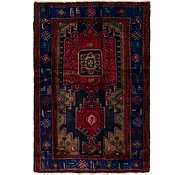 Link to 4' 4 x 6' 5 Hamedan Persian Rug