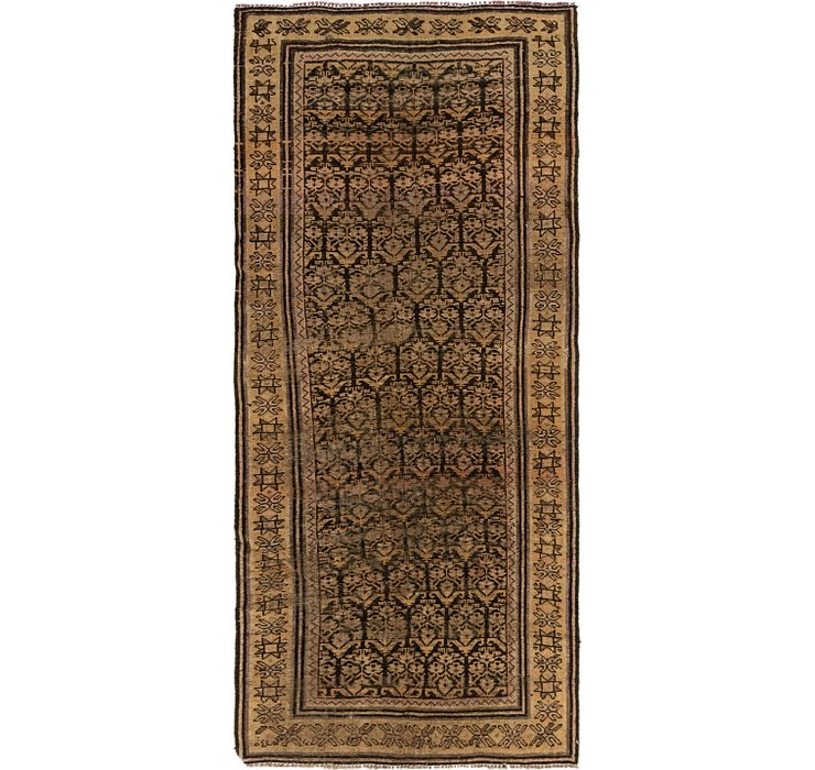 100cm x 218cm Shiraz Persian Runner Rug