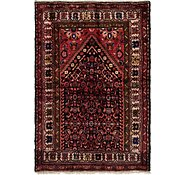 Link to 4' x 5' 10 Hossainabad Persian Rug
