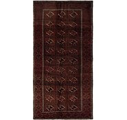 Link to 110cm x 230cm Balouch Persian Runner Rug