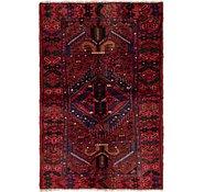Link to 3' 6 x 5' 3 Hamedan Persian Rug