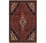 Link to 173cm x 265cm Hamedan Persian Rug