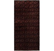 Link to 85cm x 188cm Balouch Persian Runner Rug