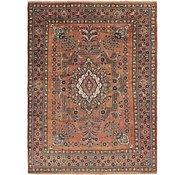 Link to 9' 6 x 12' 8 Tabriz Persian Rug
