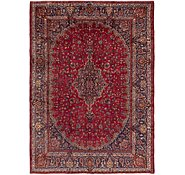 Link to 9' 4 x 13' Mashad Persian Rug