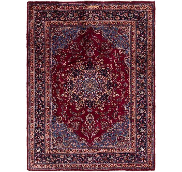 9' 3 x 10' 10 Mashad Persian Rug