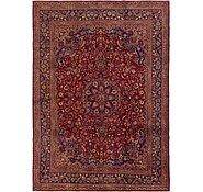 Link to 9' 6 x 13' Mashad Persian Rug