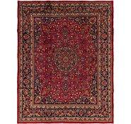 Link to 9' 10 x 12' 3 Mashad Persian Rug