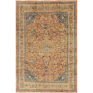 Link to 8' 8 x 12' 6 Mashad Persian Rug page