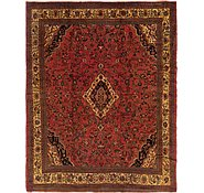 Link to 10' 6 x 13' 2 Hamedan Persian Rug