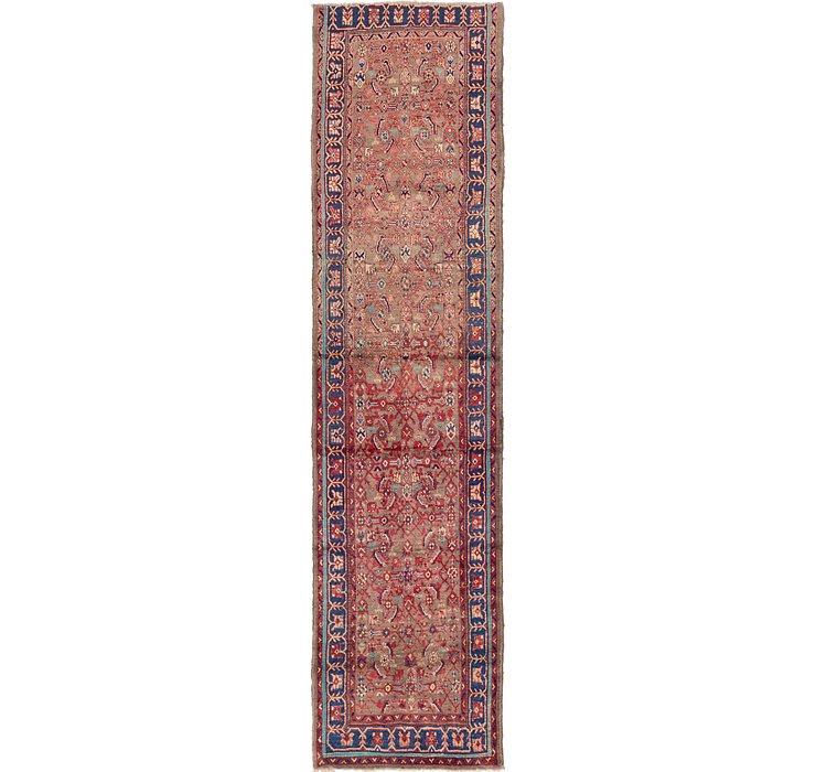3' 5 x 13' 7 Shahsavand Persian Runn...