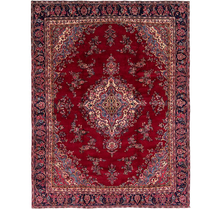 9' 5 x 12' 3 Shahrbaft Persian Rug