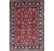 Link to 7' 10 x 11' 5 Tabriz Persian Rug