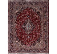 Link to 10' 2 x 13' Kashan Persian Rug