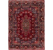 Link to 280cm x 375cm Mashad Persian Rug