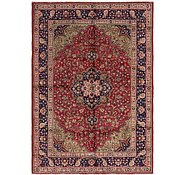 Link to 6' 7 x 9' 2 Tabriz Persian Rug