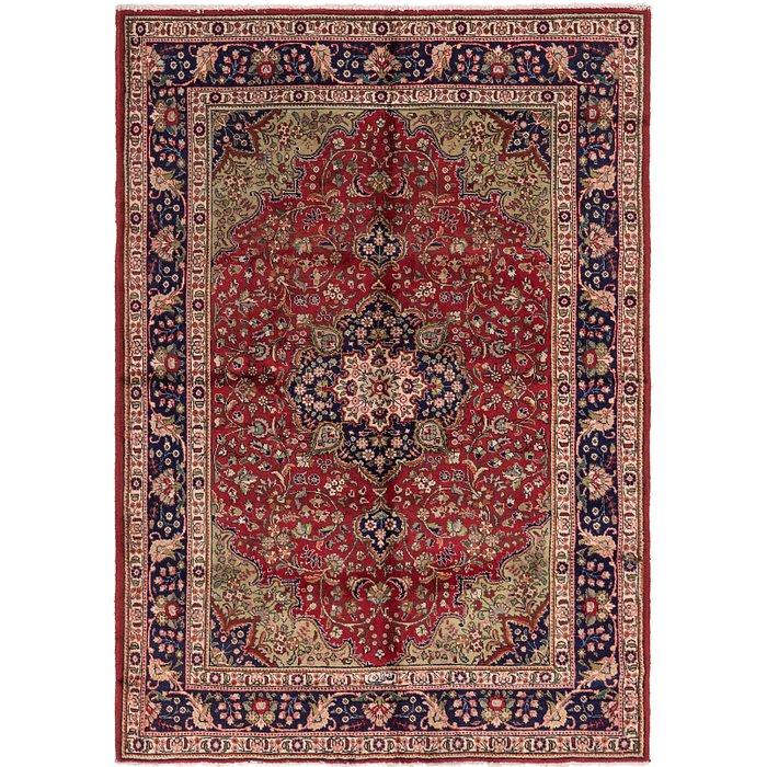 6' 7 x 9' 2 Tabriz Persian Rug