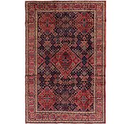 Link to 7' 7 x 11' 5 Isfahan Persian Rug