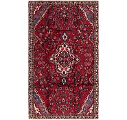 Link to 5' x 8' 5 Hamedan Persian Rug