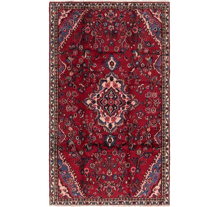 5' x 8' 5 Hamedan Persian Rug