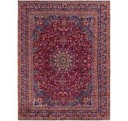 Link to 9' 3 x 12' 2 Mashad Persian Rug