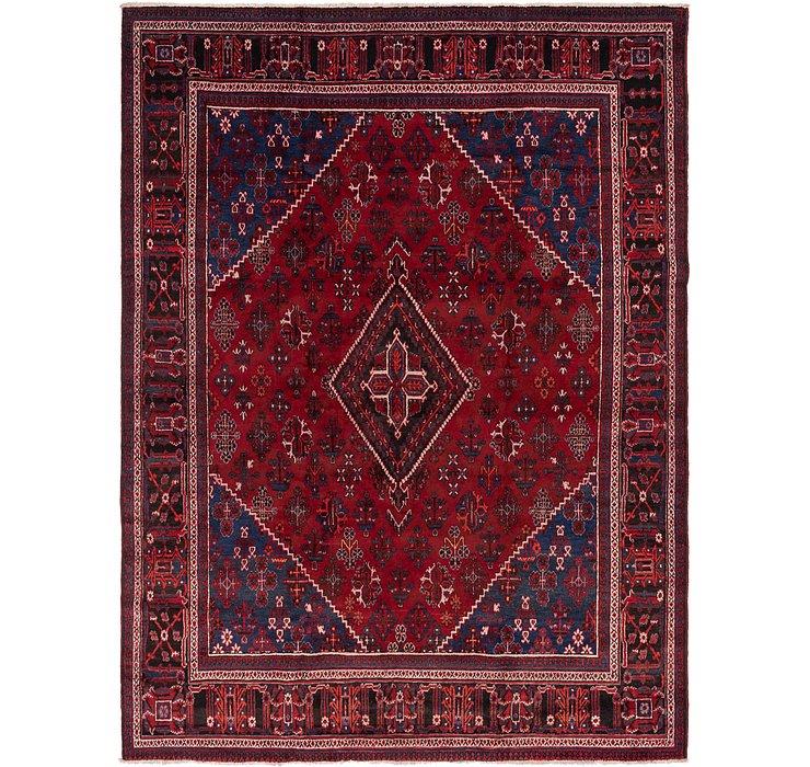 9' 2 x 12' 2 Joshaghan Persian Rug