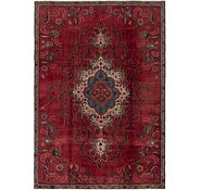 Link to 7' 3 x 10' 2 Tabriz Persian Rug