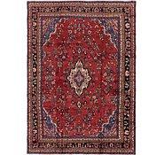 Link to 8' 4 x 12' Hamedan Persian Rug