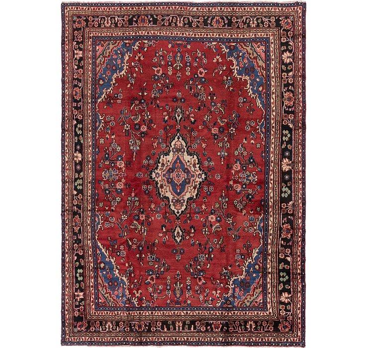 8' 4 x 12' Hamedan Persian Rug
