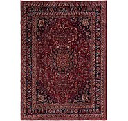 Link to 8' 6 x 11' 8 Mashad Persian Rug