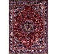 Link to 8' 7 x 11' 6 Mashad Persian Rug