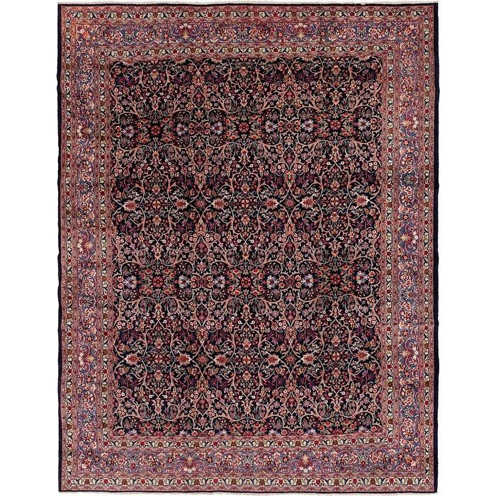 10' x 12' 7 Yazd Persian Rug