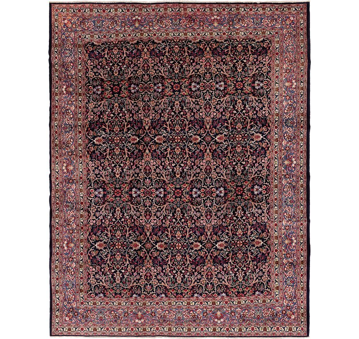305cm x 385cm Yazd Persian Rug