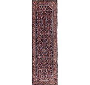 Link to 3' 9 x 12' 3 Hossainabad Persian Runner Rug