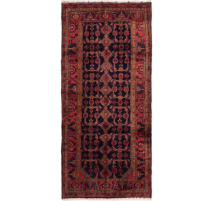 HandKnotted 3' 9 x 8' Malayer Persian Runner ...