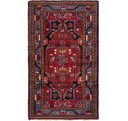 Link to 2' 9 x 4' 10 Hamedan Persian Rug