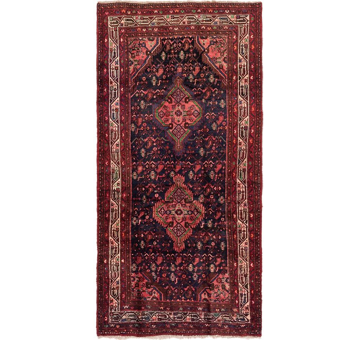 4' x 8' Darjazin Persian Runner...