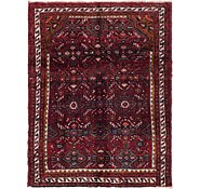 Link to 3' 8 x 4' 8 Hossainabad Persian Rug